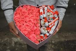 закажи букет свежих цветов....и получи постоянную скидку -35% .....на все покупки.....( скидка бессрочна) 381