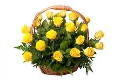 Цветочные корзины 146