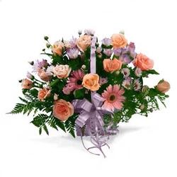 Цветочные корзины 161