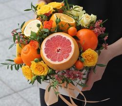food bouquets п-14