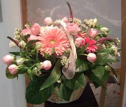 Цветочные корзины 71