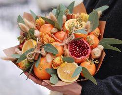 food bouquets П-7