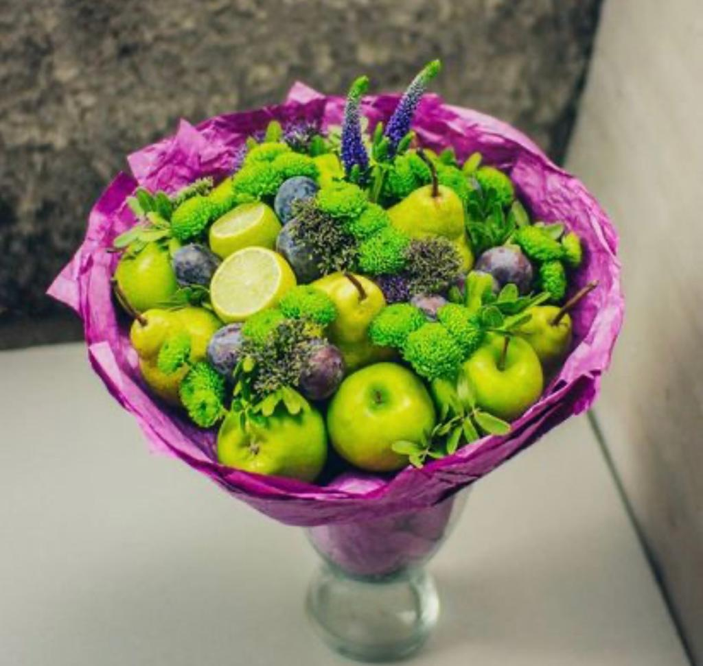 food bouquets