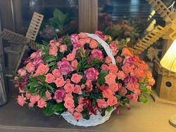 Цветочные корзины Кор-220