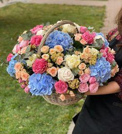 Цветочные корзины Кор-197