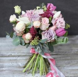 закажи букет свежих цветов....и получи постоянную скидку -35% .....на все покупки.....( скидка бессрочна) New-345