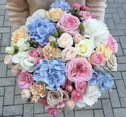 закажи букет свежих цветов....и получи постоянную скидку -35% .....на все покупки.....( скидка бессрочна) New-309