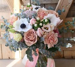закажи букет свежих цветов....и получи постоянную скидку -35% .....на все покупки.....( скидка бессрочна) New-317