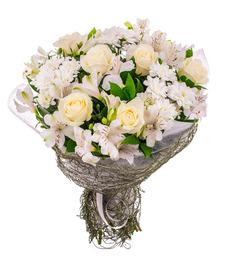 закажи букет свежих цветов....и получи постоянную скидку -35% .....на все покупки.....( скидка бессрочна) New-72