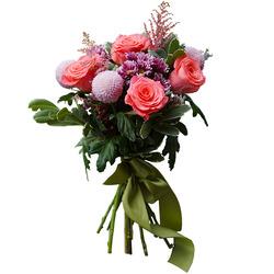 закажи букет свежих цветов....и получи постоянную скидку -35% .....на все покупки.....( скидка бессрочна) 98