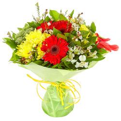 закажи букет свежих цветов....и получи постоянную скидку -35% .....на все покупки.....( скидка бессрочна) 103