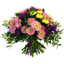 закажи букет свежих цветов....и получи постоянную скидку -35% .....на все покупки.....( скидка бессрочна) 93