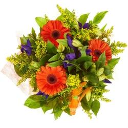 закажи букет свежих цветов....и получи постоянную скидку -35% .....на все покупки.....( скидка бессрочна) 100