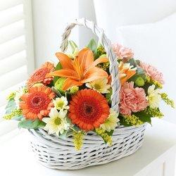 Цветочные корзины Кор-227