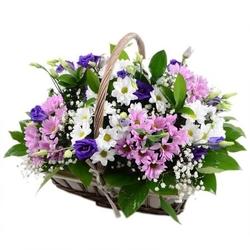 Цветочные корзины Кор-224