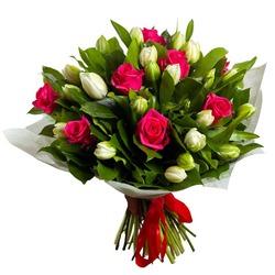 закажи букет свежих цветов....и получи постоянную скидку -35% .....на все покупки.....( скидка бессрочна) 18