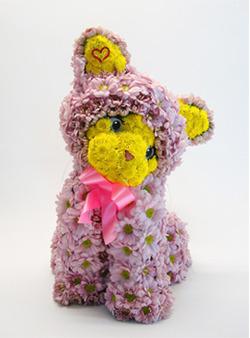 Зверюшки из цветов И-1